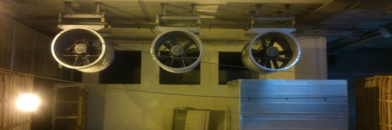 TUNNEL VENTILATION SYSTEM (TVS)